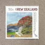Stamps New Zealand -  Qué le gusta de las Navidades ?