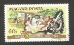 Stamps : Europe : Hungary :  2415 - Centº del nacimiento del doctor Albert Schweitzer