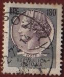 Stamps Italy -  REPVBBLICA ITALIANA