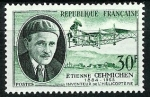 Stamps : Europe : France :  Etienne Oehhmichen