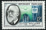 Stamps : Europe : France :  Antoine Béclère