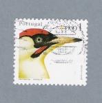 Sellos de Europa - Portugal -  Pajaro