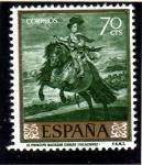 Stamps Spain -  1959 Velazquez : el principe b.c.
