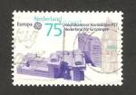 Sellos de Europa - Holanda -  1356 - Europa Cept, Edifico Correos de Veere