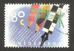 Stamps : Europe : Netherlands :  1452 - campaña de promoción de la correspondencia personal, lápices y estilográfica