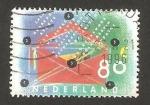 Sellos de Europa - Holanda -  Un sobre