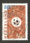 Stamps Netherlands -  campeonato europeo de fútbol