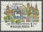 Stamps of the world : Hungary :  Szentendre