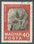 Sellos de Europa - Hungría -  Zelkova Ungeri