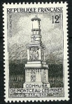 Stamps : Europe : France :   Monumento