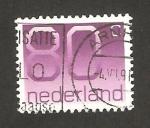 Sellos de Europa - Holanda -  1380 B - Centº del sello holandés