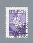 Stamps Europe - Belarus -  Caballero