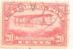 Stamps : America : United_States :  aeroplane carrying mail
