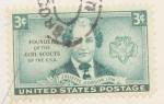 Stamps United States -  Juliette Gordon Low