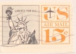 Stamps : America : United_States :  liberty for all