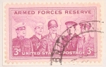 Stamps : America : United_States :  Armed Forces Reserve