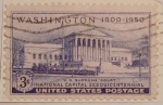 Stamps United States -  national capital sesquicentennial