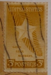 Stamps United States -  Godd Star Mothers