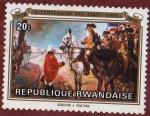 Sellos del Mundo : Africa : Rwanda :