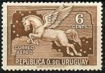 Stamps : America : Uruguay :  Pegaso