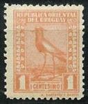 Stamps : America : Uruguay :  Avefría
