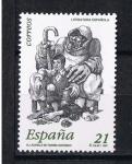 Stamps Europe - Spain -  Edifil  3483  Literatura española. Personajes de ficción.