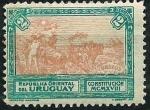 Stamps : America : Uruguay :  Nueva Constitución