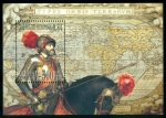 Sellos del Mundo : Europa : Bélgica : 5º Cent. Carlos V