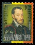 Stamps Europe - Belgium -  5º Centenario Carlos V