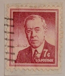 Stamps : America : United_States :  Wilson