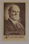Stamps : America : United_States :  Charles Evans Hughes