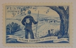 Stamps : America : United_States :  future farmers of america