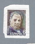 Stamps Spain -  Amadeo Vives (repetido)