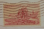 Stamps : America : United_States :  Lewis and Clark