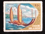 Stamps : Oceania : New_Zealand :  tipairua