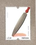 Sellos de Europa - Portugal -  Sellos de los sentidos