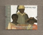 Stamps Portugal -  Herencia africana en Portugal
