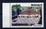 Stamps Europe - Anguila -  navidad