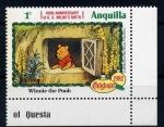 Sellos de Europa - Anguila -  100 aniv. de A. A. Milnes