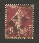 Stamps France -  189 - Sembrando