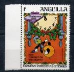 Sellos del Mundo : Europa : Anguila : navidad