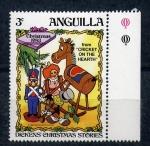 Stamps Anguila -  navidad