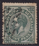 Stamps Spain -  Alfonso XII. Impuesto de Guerra
