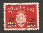 Stamps Europe - Norway -  Offentlig sak