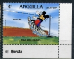Stamps Europe - Anguila -  olimpiadas de los angeles