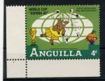Stamps of the world : Anguila :  Mundial España 82