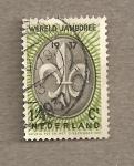 Stamps Netherlands -  Emblema