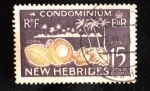 Stamps Oceania - New Hebrides -