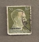 Sellos de Europa - Ucrania -  Ocupación alemana