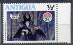 Stamps America - Antigua and Barbuda -  La Bella Durmiente